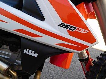 2017 KTM 250SX-F for sale 200395235