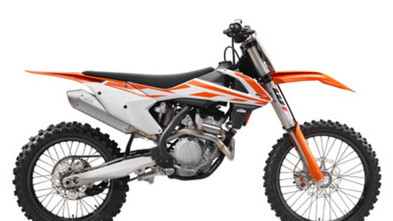 2017 KTM 250SX-F for sale 200422050