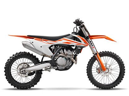 2017 KTM 250SX-F for sale 200395236