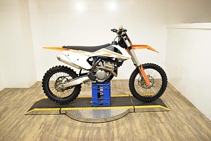 2017 KTM 250SX-F for sale 200641928