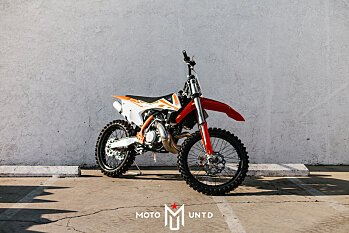 2017 KTM 250SX for sale 200502541
