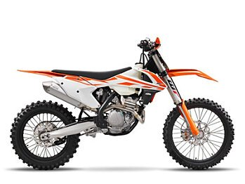 2017 KTM 250XC-F for sale 200414631