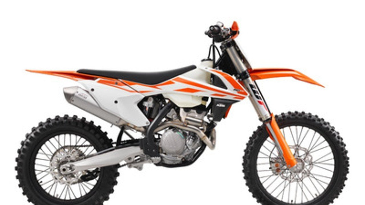 2017 KTM 250XC-F for sale 200436815