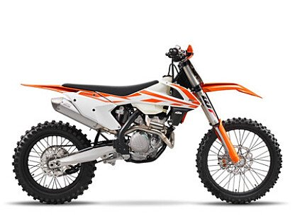 2017 KTM 250XC-F for sale 200395169