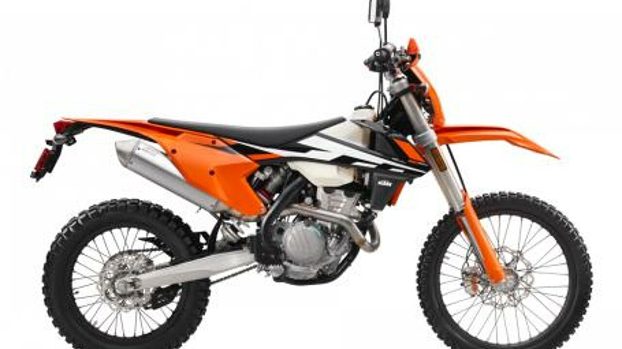2017 KTM 350EXC-F for sale 200416177
