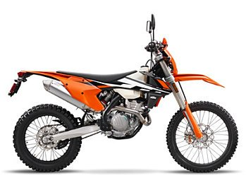2017 KTM 350EXC-F for sale 200434798