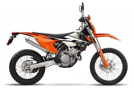 2017 KTM 350EXC-F for sale 200446058