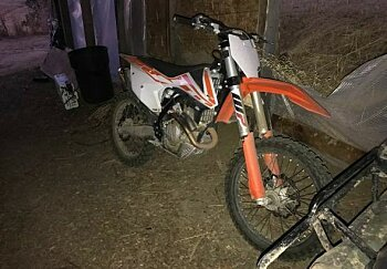 2017 KTM 350SX-F for sale 200502838