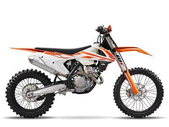 2017 KTM 350XC-F for sale 200414637