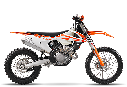 2017 KTM 350XC-F for sale 200446471