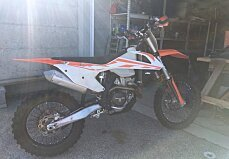 2017 KTM 350XC-F for sale 200536137