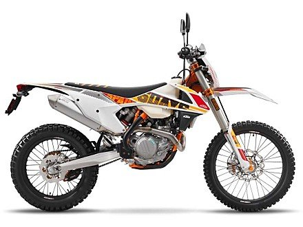 2017 KTM 450EXC-F for sale 200518581