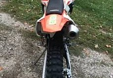 2017 KTM 450XC-F for sale 200500445