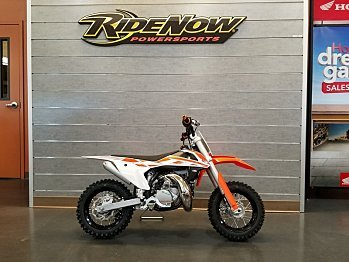 2017 KTM 50SX for sale 200435242
