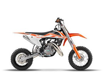 2017 KTM 50SX for sale 200502412