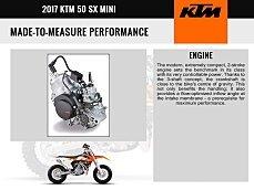2017 KTM 50SX for sale 200635504