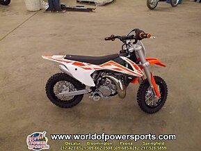 2017 KTM 50SX for sale 200636647
