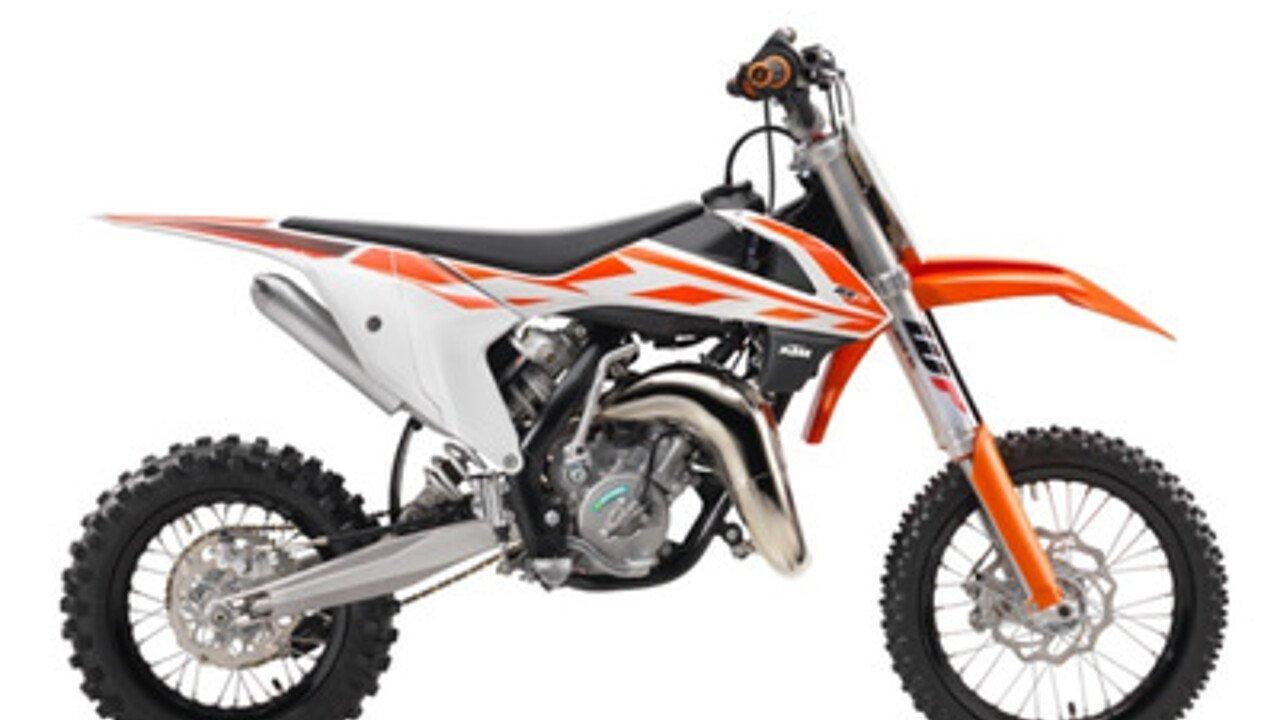 2017 KTM 65SX for sale 200421694