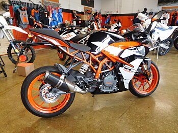 2017 KTM RC 390 for sale 200507779