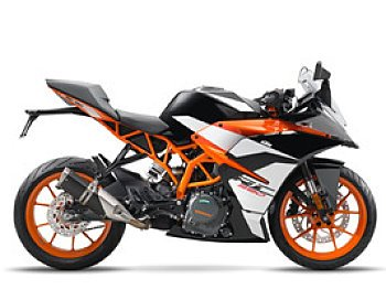 2017 KTM RC 390 for sale 200519458