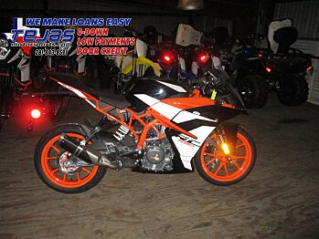 2017 KTM RC 390 for sale 200584455