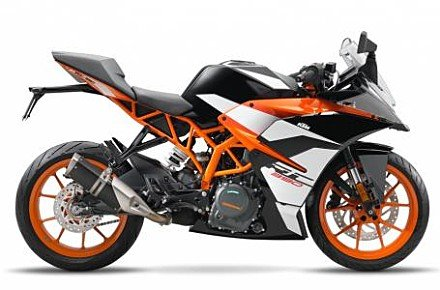 2017 KTM RC 390 for sale 200491040