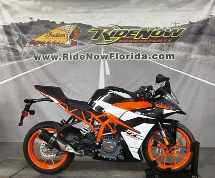 2017 KTM RC 390 for sale 200565889