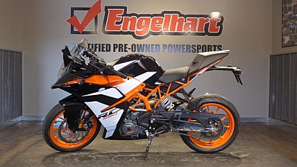 2017 KTM RC 390 for sale 200587105
