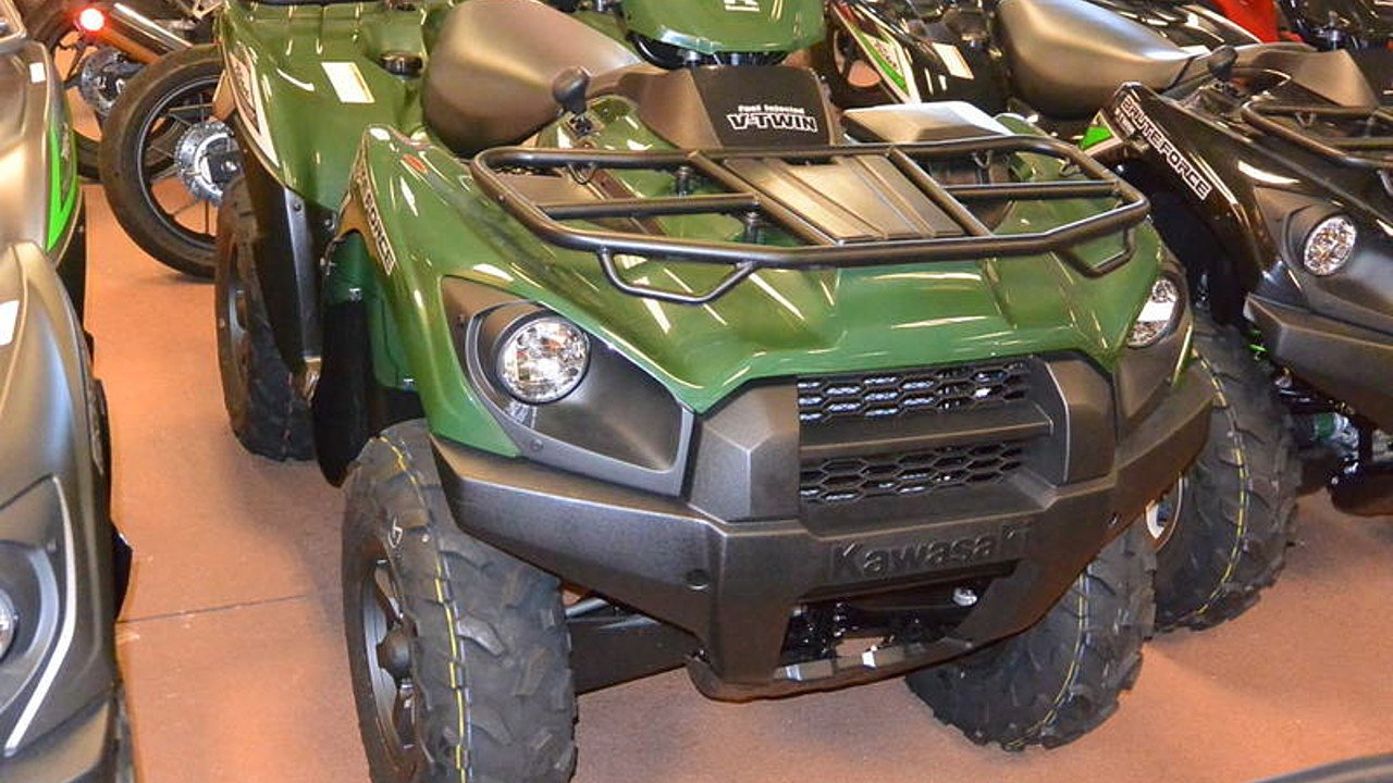 2017 Kawasaki Brute Force 750 4x4i for sale 200410160