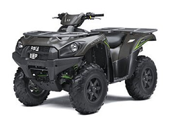 2017 Kawasaki Brute Force 750 4x4i EPS Camo for sale 200444896
