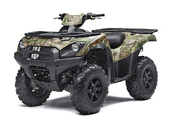 2017 Kawasaki Brute Force 750 4x4i EPS Camo for sale 200547090
