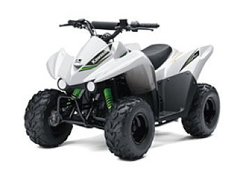 2017 Kawasaki KFX50 for sale 200424838