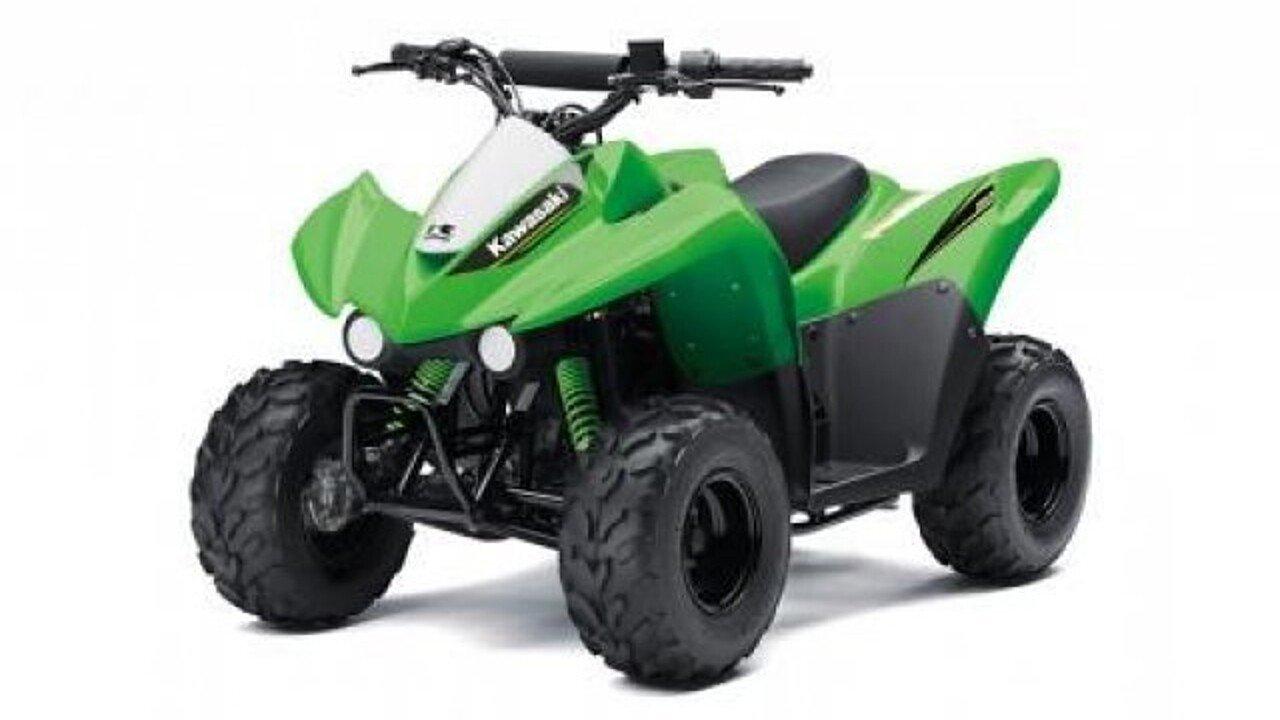 2017 Kawasaki KFX50 for sale 200439503