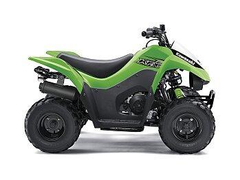 2017 Kawasaki KFX50 for sale 200455092