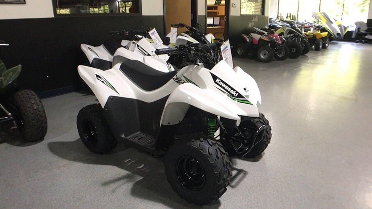 2017 Kawasaki KFX50 for sale 200486264