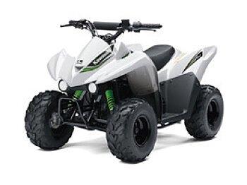 2017 Kawasaki KFX50 for sale 200499460