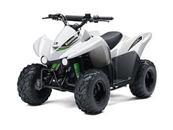 2017 Kawasaki KFX50 for sale 200502477
