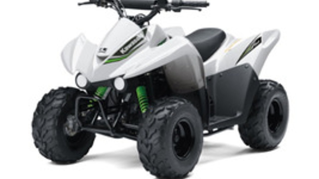 2017 Kawasaki KFX50 for sale 200502477