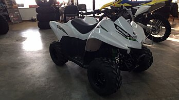 2017 Kawasaki KFX50 for sale 200506860