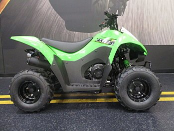 2017 Kawasaki KFX50 for sale 200511728
