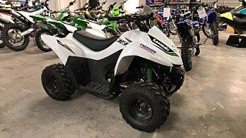 2017 Kawasaki KFX50 for sale 200515808