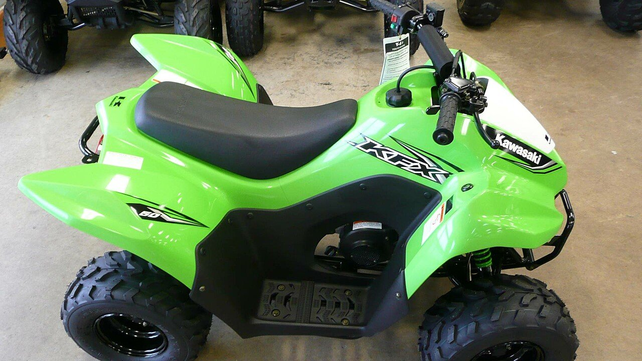2017 Kawasaki KFX50 for sale 200522847