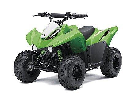 2017 Kawasaki KFX50 for sale 200494568