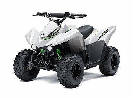 2017 Kawasaki KFX50 for sale 200494733