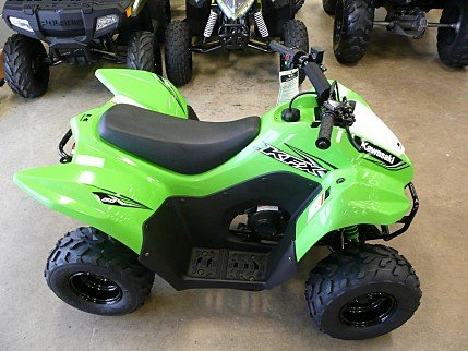 2017 Kawasaki KFX50 for sale 200496033