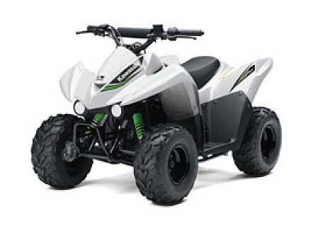 2017 Kawasaki KFX50 for sale 200496483