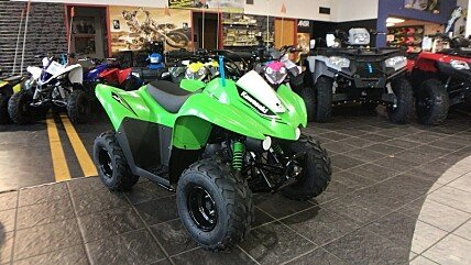2017 Kawasaki KFX50 for sale 200499460