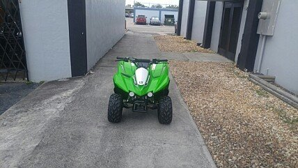 2017 Kawasaki KFX50 for sale 200505450