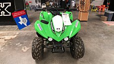 2017 Kawasaki KFX50 for sale 200506856
