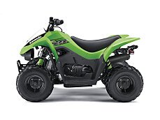 2017 Kawasaki KFX50 for sale 200513830